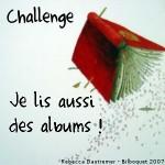 Challenge Je lis aussi des Albums !