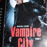 Vampire City de Rachel Cain