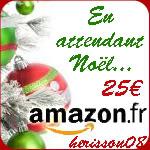 Concours En attendant Noël – Amazon