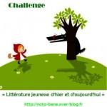 Un nouveau Challenge –  Littérature jeunesse d'hier et d'aujourd'hui