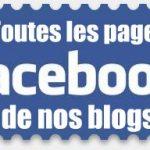 Les pages Facebook des blogs littéraires !