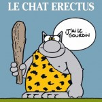 Le Chat Erectus (Le Chat, 17) &#8211; Geluck