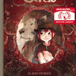 Les carnets de Cerise 1 Le Zoo ptrifi &#8211; Chamblain