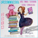 Challenge Je lis aussi des albums 2014 – Participants et Titres