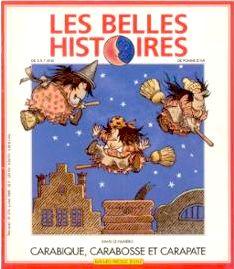 Collectif-Les-Belles-Histoires-N-274-Carabique-Carabosse-Et-Carapate-Revue-637223977_ML