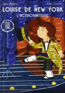 Louise de New-York l'actrichanteuse