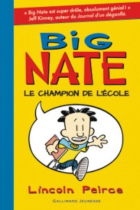 Big Nate Champion De L ecole