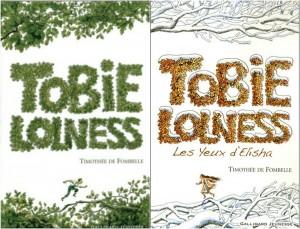 Tobie Lolness 1 & 2 Timothée de Fombelle
