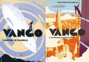Vango 1 & 2 Timothée de Fombelle