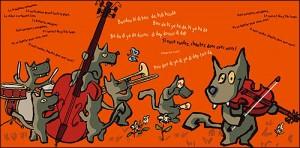 Les Tout Petits Loups du Jazz 2