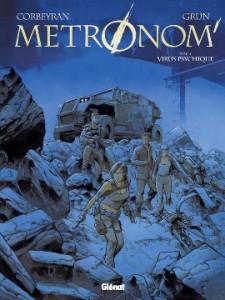 METRONOM T4 : Virus psychique