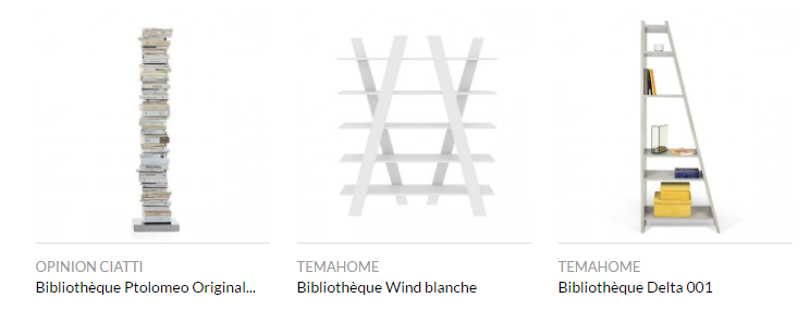 bibliotheque design