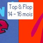 Top & Flop ~ Mini hérissonne 14 – 16 mois