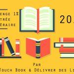 Bilan – Challenge 1% Rentrée Littéraire 2016