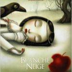 Blanche-Neige vue par Benjamin Lacombe