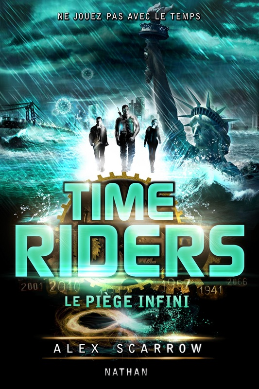 Time Riders 9