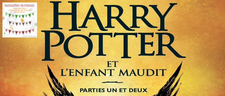 Harry Potter et l'enfant maudit - Avis & Concours