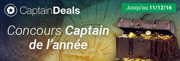 captain deals