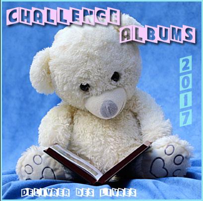 Challenge En 2017 je lis aussi des albums