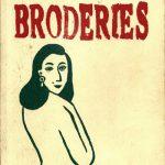 Broderies – Bd iranienne Ado/adulte
