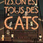 1, 2, 3… On est tous des cats – Album