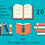 Bilan Challenge 1% Rentrée Littéraire 2017