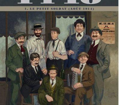 14-18 Bande dessinée historique