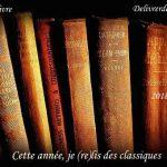 Challenge : Cette année, je (re)lis des classiques !