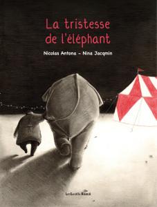 La tristesse de l'éléphant – BD