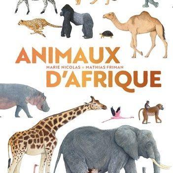 Animaux d'Afrique (Découvre le monde)