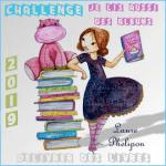 Challenge Albums 2019 Formulaire et Thèmes