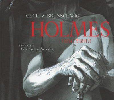 Holmes – T2 Les liens du sang – BD