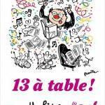 13 à table – Des écrivains s'engagent