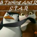 STAR ! Stop Talking And Read