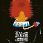 Salon du Livre et de la presse jeunesse de Montreuil (93) 2011