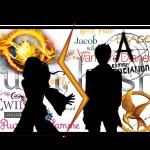 YA's Battle #2 Gale VS Vango