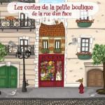 Le conte de noël – La petite boutique de la rue d'en face