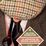 Calendrier #16 Agatha Christie (bis)