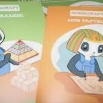 Calendrier #12 – Pandacraft box : activités pour enfants