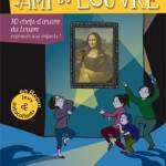 Calendrier #14  Le petit ami du Louvre