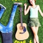 Une guitare pour deux – Mary Amato