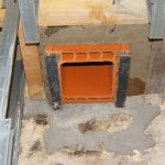 Semaines 68 à 71 – conduit de cheminée