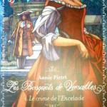Les bosquets de Versailles 1 Le crime de l'Encelade