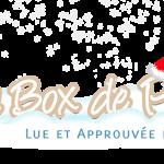 La box de Pandore #Concours 2