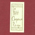 RDV Albums – Le petit chaperon rouge