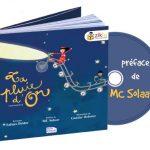 ♥ La pluie d'or – Livre CD ♥