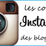 Comptes Instagram des blogs littéraires
