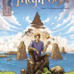 Majipoor – Trilogie en bande dessinée