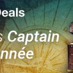 Captain Deals – 1000€ #concours