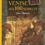 Enquête à Venise, un livre-jeu